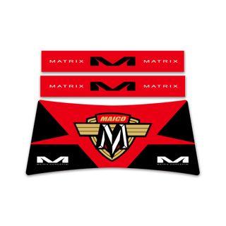 Matrix A2 Stand Custom ID Graphics Retro Maico
