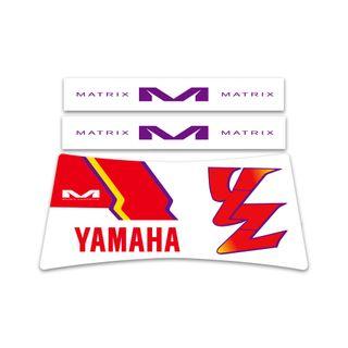Matrix A2 Stand Custom ID Graphics Retro Yamaha