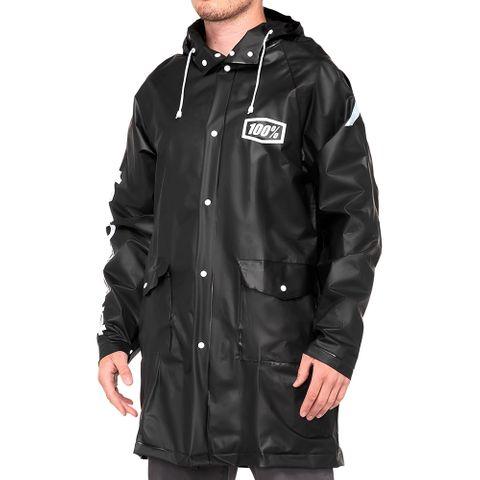 ONE-39013-001-13 TORRENT Raincoat  BLK    XL