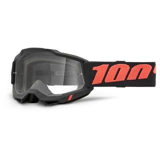 100% Accuri2 Goggle Borego Clear Lens