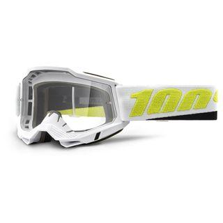 100% Accuri2 Goggle Peyote Clear Lens