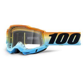 100% Accuri2 Goggle Sunset Clear Lens