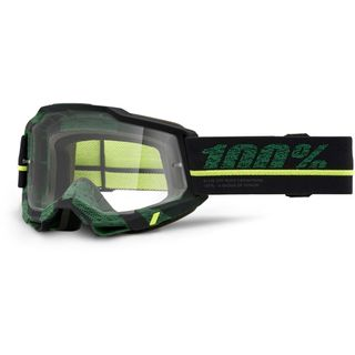 100% Accuri2 Goggle Overlord Clear Lens