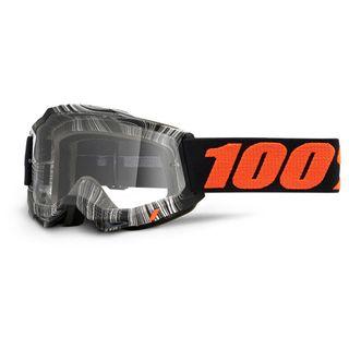 100% Accuri2 Goggle Geospace Clear Lens