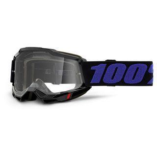 100% Accuri2 Goggle Moore Clear Lens