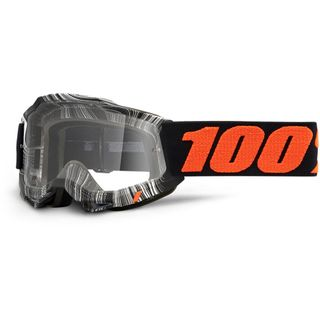 100% Accuri2 Youth Goggle Geospace Clear Lens