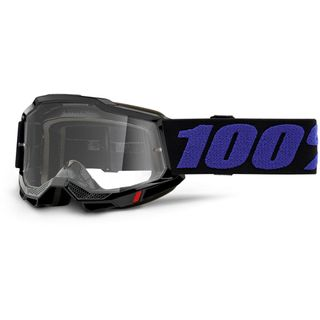 100% Accuri2 Youth Goggle Moore Clear Lens