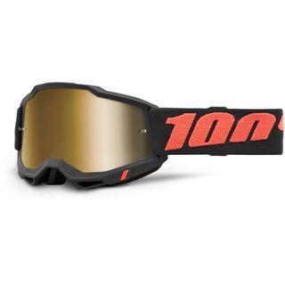 100% Accuri2 Goggle Borego True Gold Lens