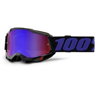 100% Accuri2 Goggle Moore Mirror Redblue Lens