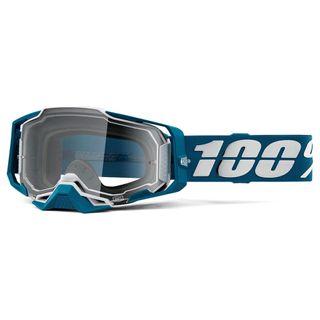 100% Armega Goggle Albar Clear Lens
