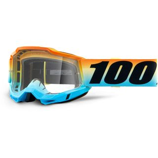 100% Accuri2 Youth Goggle Sunset Clear Lens
