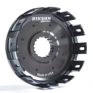 Hinson Billetproof Clutch Basket Honda CR500R 1986-1989