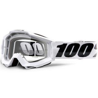 100% Accuri Goggle Galactica Clear Lens