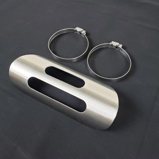 SuperTrapp 408-7574 Heat Shield Kit to suit 828-71574 Exhaust System - Chrome