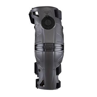 MOB-1010502 Mobius X8 Knee Brace Storm Grey/BLK  SM