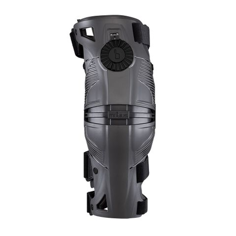 MOB-1010503 Mobius X8 Knee Brace Storm Grey/BLK  MD