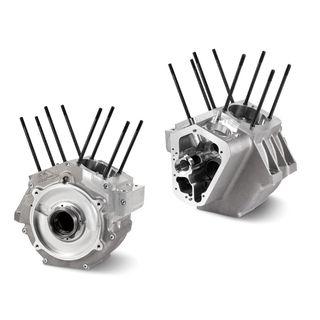 Delkron Engine Crank Cases Harley Davidson Shovelhead 70-84
