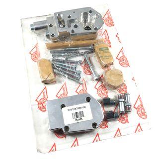 Delkron Harley Davidson Oil Pump Assembly - Standard Gears 73-91