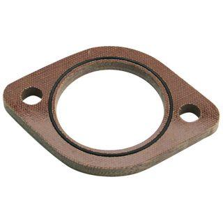 "S&S 1 7/8"" X 1/4"" Manifold Insulator Block with O-Ring for Super E Carburetor"