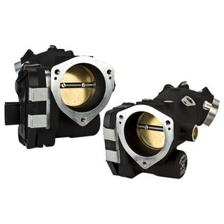 S&S 58mm Throttle Hog Throttle Body Assembly for 2008- '16 HD Big Twins