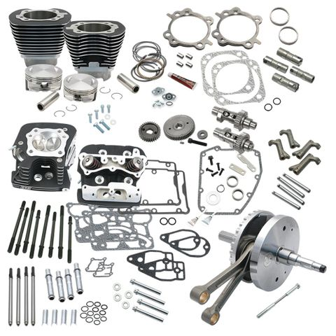 "SS-900-0568 Hot Set Up Kit. 4-1/8"" Bore x 4-5/8"" Stk"