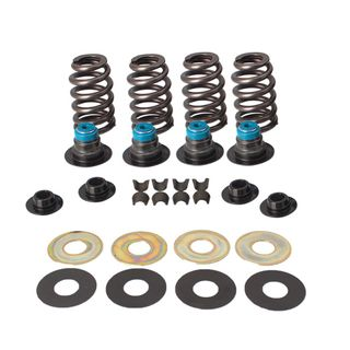 "S&S Street Performance .585"" Valve Spring Kit for 2005-'18 Big Twin and 2004-'19 XL Models"