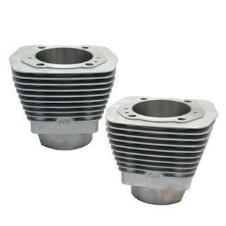 "S&S 4"" Bore Cylinder Set for 107"" V-Series Engines - Natural"