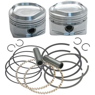 S&S 3 5/8'' Bore Piston Kits for 88'', 93'', & 96'' Super Stock Heads