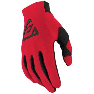 Answer 2021 Bold AR-2 Glove Red/Black