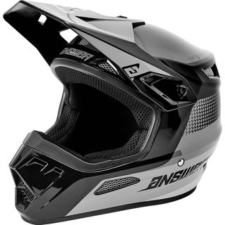 Answer 2021 Swish AR-1 Helmet Nickle/Steel/Charcoal