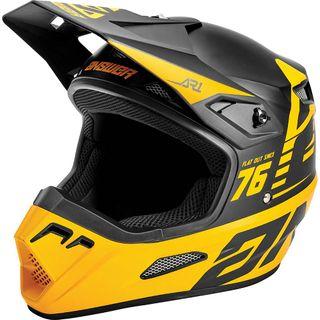 Answer 2021 Bold AR-1 Helmet Black/Bus