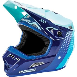 Answer 2021 Pace AR-3 Helmet Seafoam/Midnight/Reflex