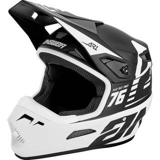 Answer 2021 Bold Youth AR-1 Helmet Black/White