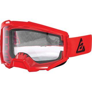 Answer 2021 Apex 1 Goggle Red/Black
