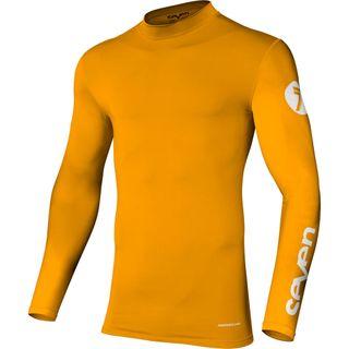 Seven Zero Compression Jersey Orange