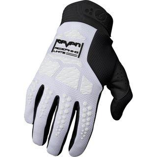 2210022-101-XL RIVAL ASCENT GLOVE WHITE/BLACK XL
