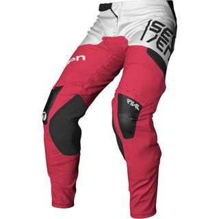 2330062-604-38 RIVAL RAMPART PANT FLO RED 38
