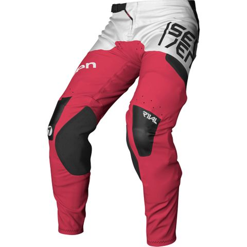 2330062-604-36 RIVAL RAMPART PANT FLO RED 36