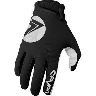 Seven Annex 7 Dot Glove Black
