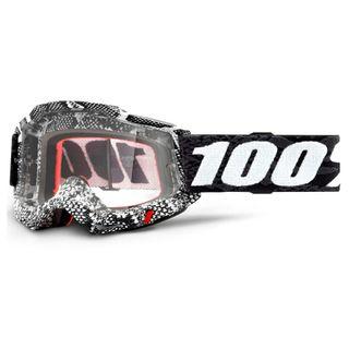 100% Accuri2 Goggle Cobra Clear Lens