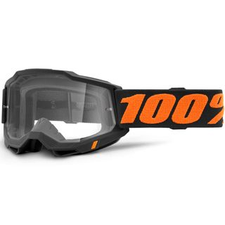 100% Accuri2 Goggle Chicago Clear Lens