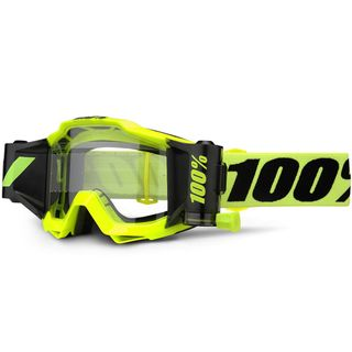 100% Accuri Forecast 45mm Fluo Yellow