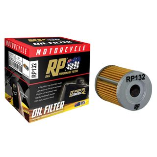 Race Performance Motorcycle Oil Filter - RP132