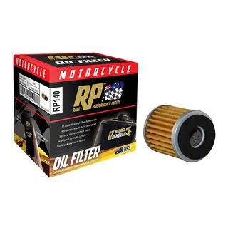 Race Performance Motorcycle Oil Filter - RP140
