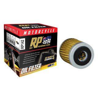 Race Performance Motorcycle Oil Filter - RP142