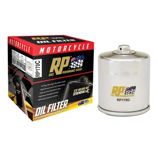 Race Performance Motorcycle Oil Filter - RP170C