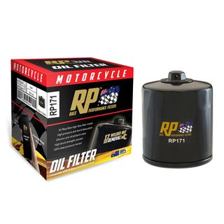 Race Performance Motorcycle Oil Filter - RP171
