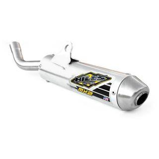 Bill's Pipes MX2 Silencer KTM 250SX/XC 300XC/W Husqvarna TC250/TE250/300 11-16