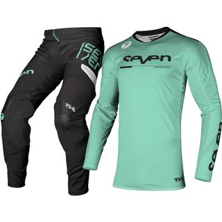 Seven Youth Rival Rampart Black/Mint