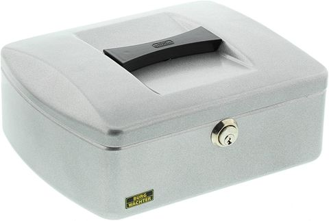 "'Business' CASH BOX - 255mm (10"")"